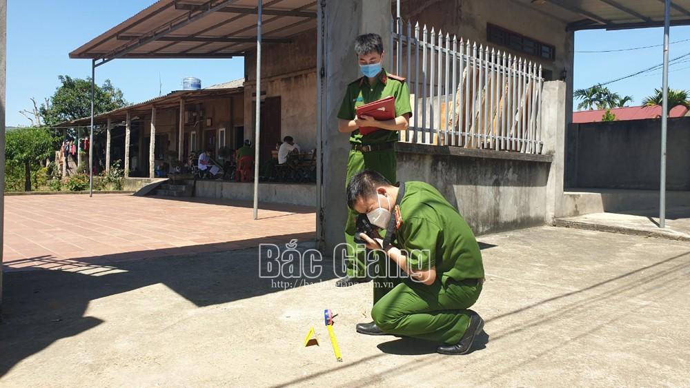Bắc Giang, tạm giữ hình sự, đối tượng, chống người thi hành công vụ, phòng, chống dịch Covid-19