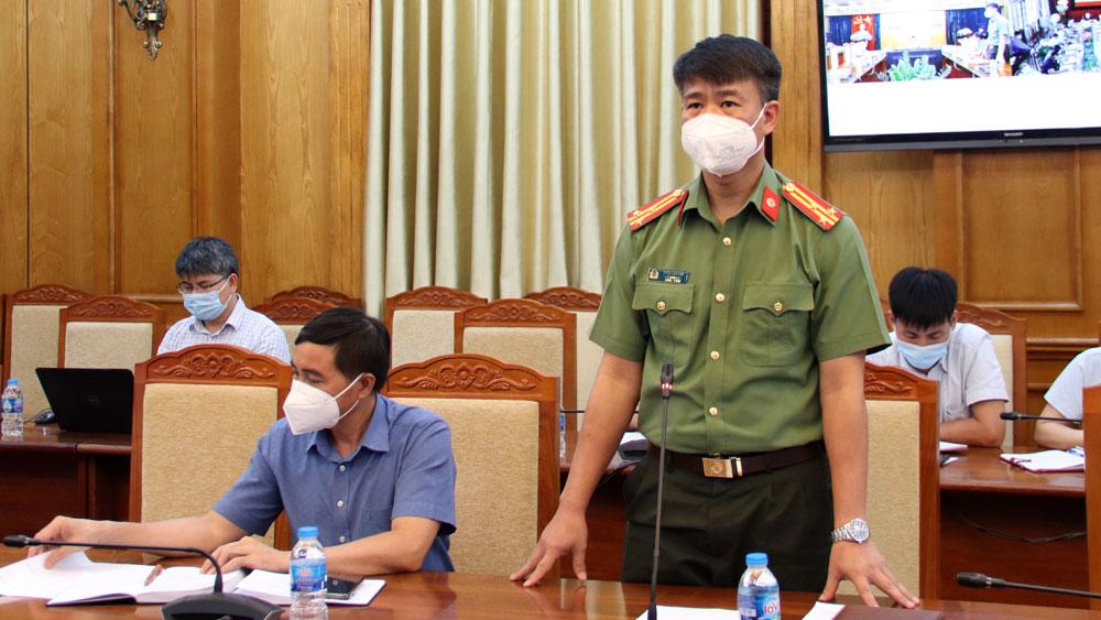 Bắc Giang, covid, việt yên, phòng chống dịch Covid-19, Tâm dịch Việt Yên, Dịch Covid-19 Bắc Giang