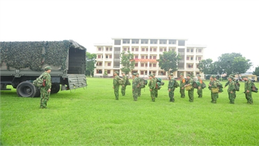 Thực hiện quy chế dân chủ trong lực lượng vũ trang tỉnh: Tăng đối thoại, kịp thời giải quyết vướng mắc