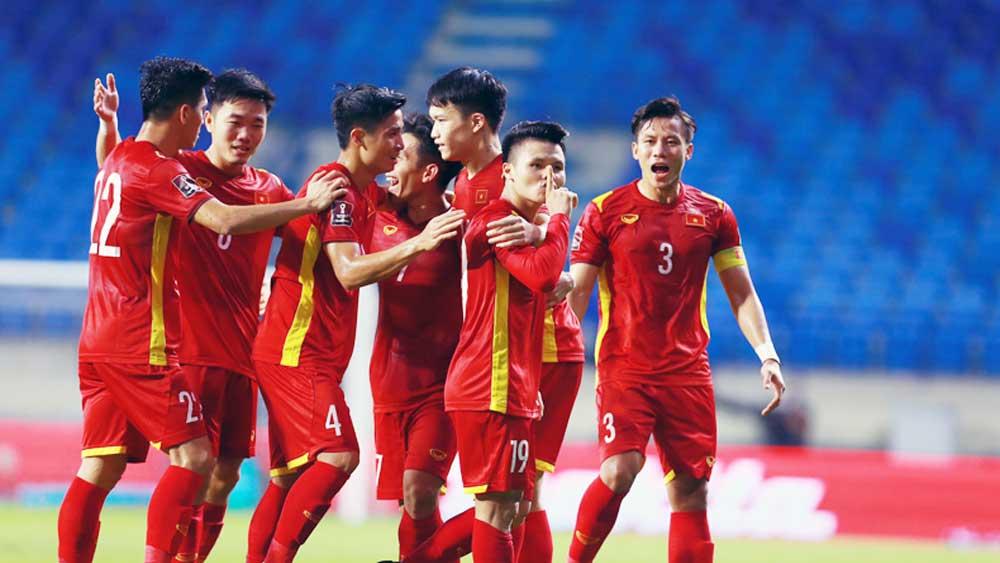 Vòng loại thứ 3, World Cup 2022, khởi tranh ngày 2/9