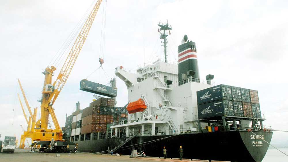 Dự kiến kim ngạch xuất khẩu 6 tháng cuối năm tăng khoảng 21,7%
