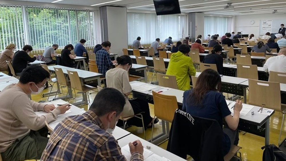More Japanese people interested in Vietnamese language