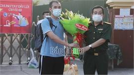 Bệnh viện Quân y 110: Khắc phục khó khăn, điều trị thành công cho nhiều bệnh nhân Covid-19
