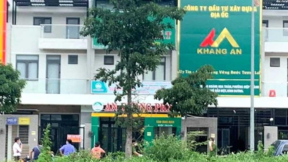 Hai người chết, một bị thương trong văn phòng công ty bất động sản