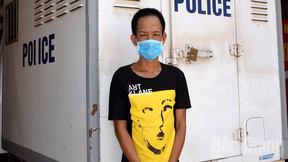 Bắc Giang: Khởi tố đối tượng lấy trộm phụ tùng máy gặt
