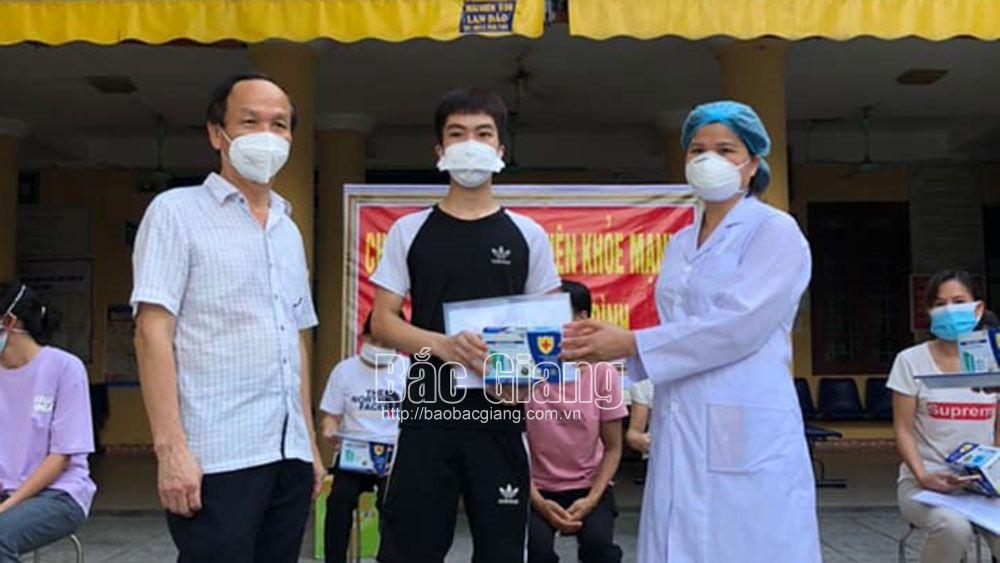 Bắc Giang: Thêm 170 bệnh nhân nhiễm Covid-19 được ra viện