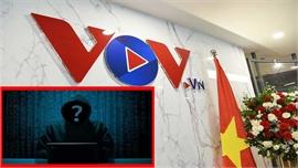 Khởi tố một bị can trong vụ tấn công mạng vào báo điện tử VOV