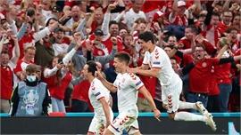 EURO 2020: Đan Mạch vào vòng 1/8