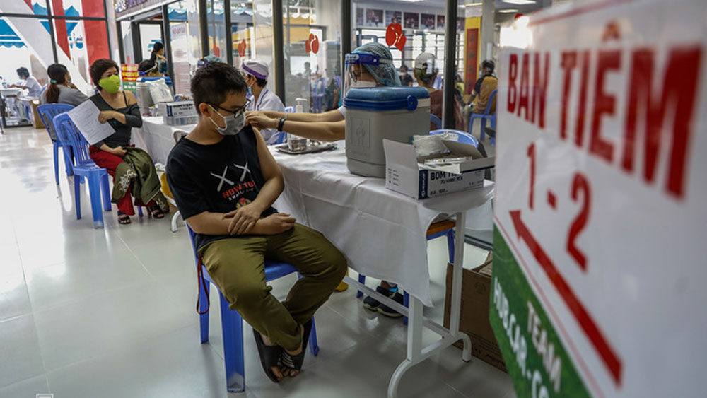 Vietnam's local Covid-19 tally up by 47
