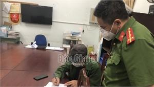Bắc Giang: Liên tiếp phát hiện đối tượng buôn bán linh kiện lắp ráp súng hơi, súng tự chế