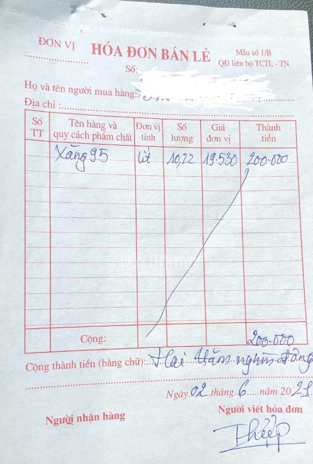 Bắc Giang, doanh nghiệp, vi phạm về thuế
