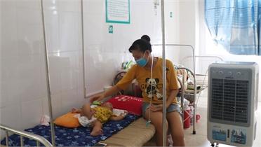 Bệnh viện Sản - Nhi tỉnh không sử dụng điều hòa để phòng dịch Covid-19