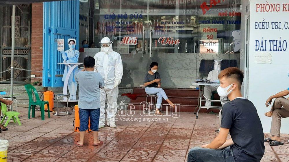 rà soát, bệnh nhân, phòng dịch, covid-19, Bắc Giang, Lục Ngạn, vải thiều