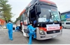 Bố trí 108 xe đưa hơn 2 nghìn công nhân tỉnh Hà Giang về địa phương