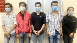 Đặc nhiệm TP HCM vây bắt băng cướp