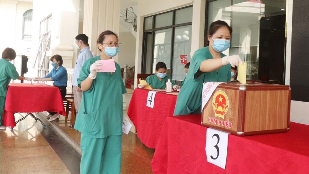 Bầu cử, Quốc hội, HĐND các cấp, Bắc Giang, cử tri, Covid-19