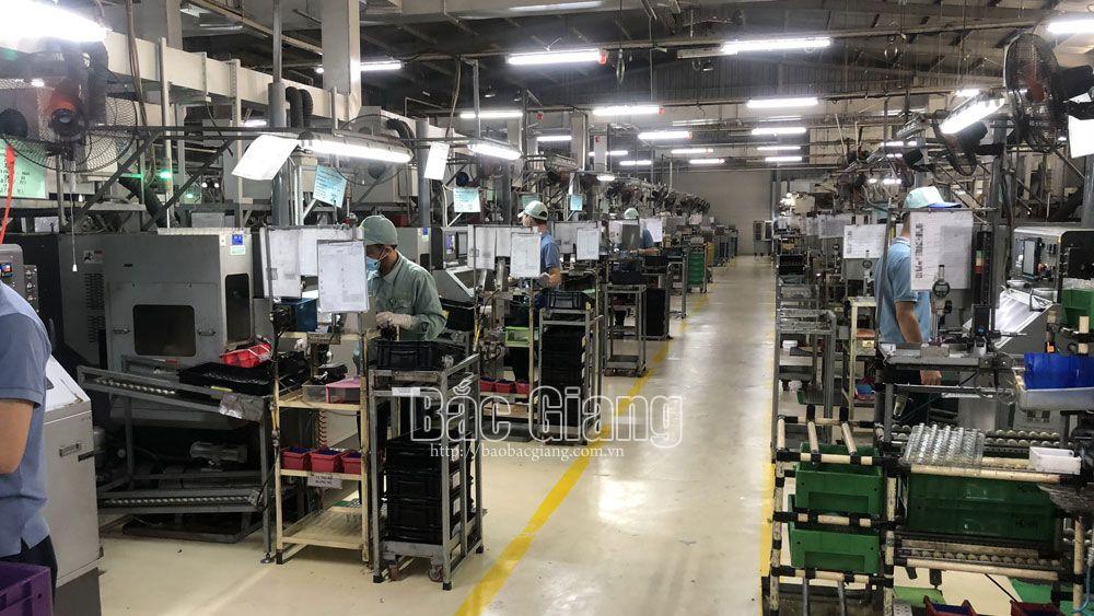 Bắc Giang: Hơn 17,2 nghìn công nhân quay lại làm việc tại khu công nghiệp