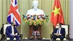 President urges deepening Vietnam-UK strategic partnership