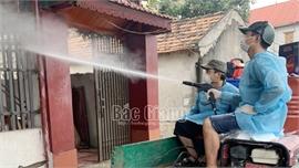 Việt Yên: Tấn công, đẩy lùi dịch tại khu cách ly y tế, cách ly tập trung