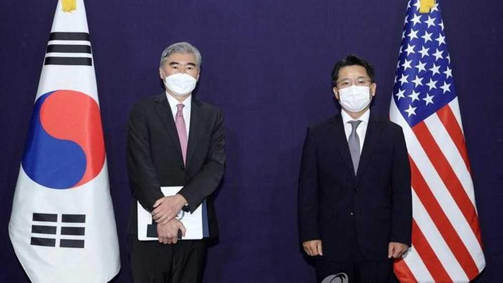 Mỹ, Hàn Quốc, phát tín hiệu, hòa giải, Triều Tiên