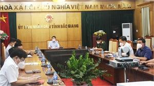 Chủ tịch UBND tỉnh Lê Ánh Dương: Dập dịch triệt để, làm sạch môi trường các khu phong tỏa, cách ly y tế