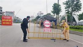 TP Bắc Giang: Gỡ bỏ giãn cách xã hội, một số dịch vụ được hoạt động trở lại