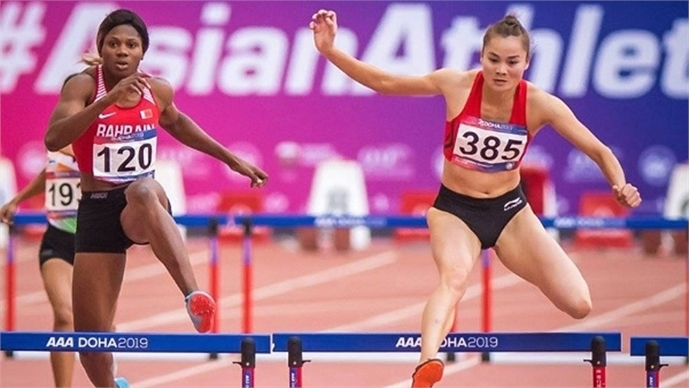 Vietnamese sprinter Quach Thi Lan to compete in 2020 Tokyo Olympics