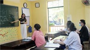 Bắc Giang: Các trường mở cửa trở lại, tổ chức ôn thi tốt nghiệp THPT cho học sinh