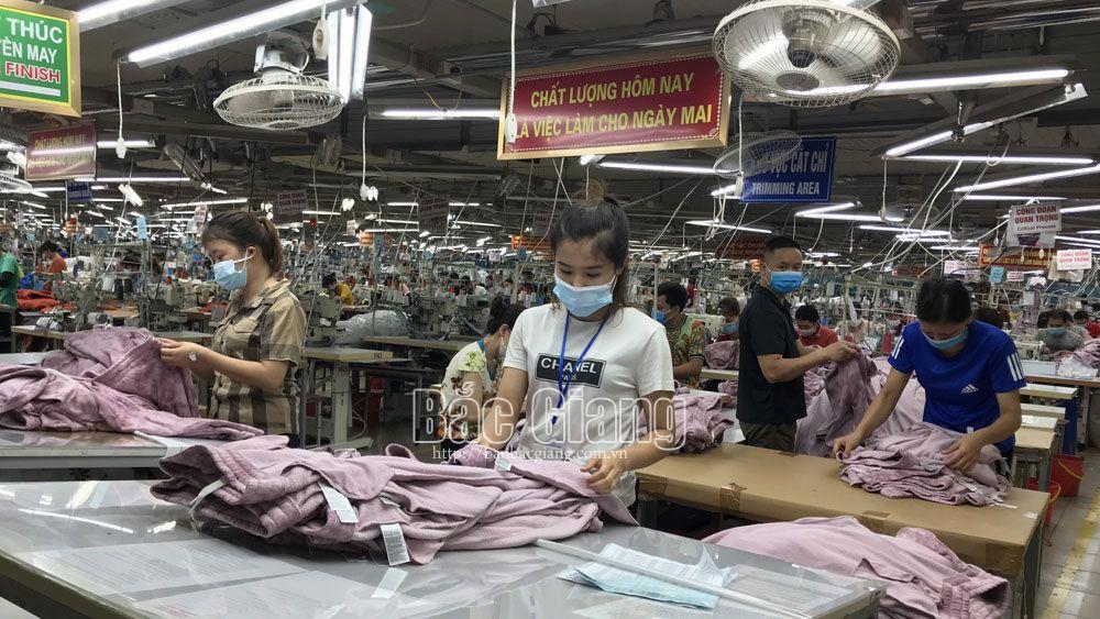 Bắc Giang: Tập trung đưa lao động ngoài tỉnh đủ điều kiện trở lại làm việc tại doanh nghiệp