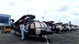 Rơi trực thăng quân sự tại Philippines, sáu người thiệt mạng