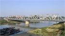 Cầu Sông Thương - nơi ghi dấu nhiều chiến công