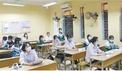Bắc Giang: Bảo đảm điều kiện tổ chức các kỳ thi an toàn, nghiêm túc