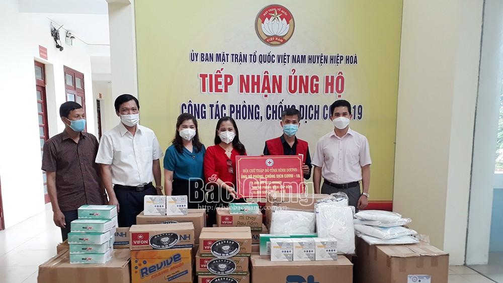 Tân Yên, Bắc Giang, dịch Covid