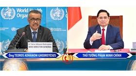 Đề nghị WHO hỗ trợ Việt Nam trở thành một trung tâm sản xuất vaccine cho khu vực Tây Thái Bình Dương