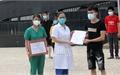 Bắc Giang: Thêm 195 bệnh nhân nhiễm Covid-19 khỏi bệnh ra viện