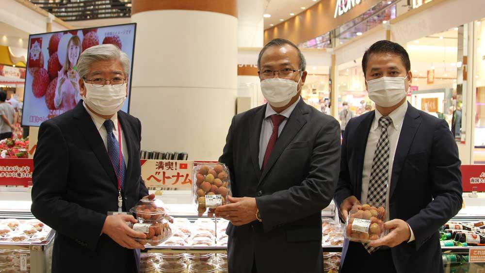 Người tiêu dùng, Nhật Bản, ưa chuộng, sản phẩm của Việt Nam