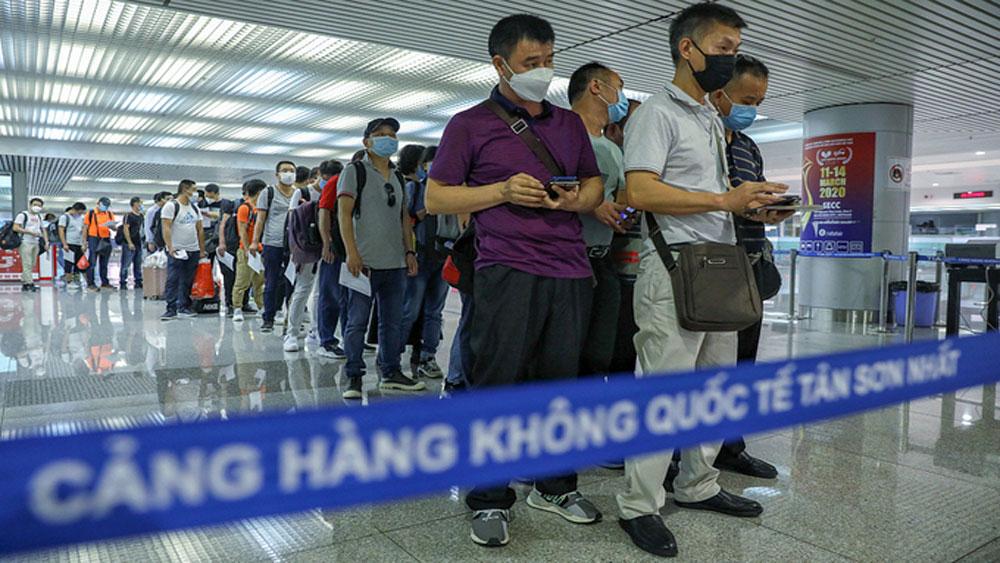 Vietnam, quarantine time, 7 days, vaccinated entrants, Covid-19 pandemic, centralized quarantine time, vaccine passport program