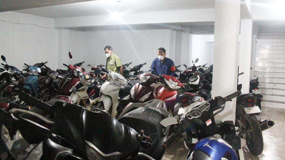 Việt Yên, Bắc Giang, tài sản, công nhân, cách ly tập trung, chủ nhà trọ