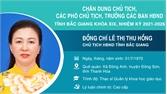 Chân dung Chủ tịch, các Phó Chủ tịch, Trưởng các ban HĐND tỉnh Bắc Giang khóa XIX, nhiệm kỳ 2021-2026