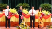 Kỳ họp thứ nhất, HĐND tỉnh khóa XIX: Bầu các chức danh chủ chốt HĐND, UBND tỉnh