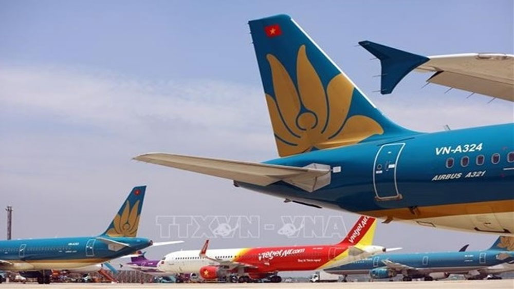International flights to gradually resume by year-end