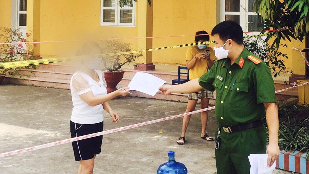 Bắc Giang,  khu cách ly tập trung, lây chéo, xử nghiêm vi phạm