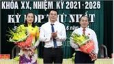 Sơn Động: Bầu các chức danh lãnh đạo chủ chốt HĐND, UBND huyện