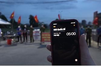 Clip: Việt Yên chính thức chuyển sang trạng thái mới