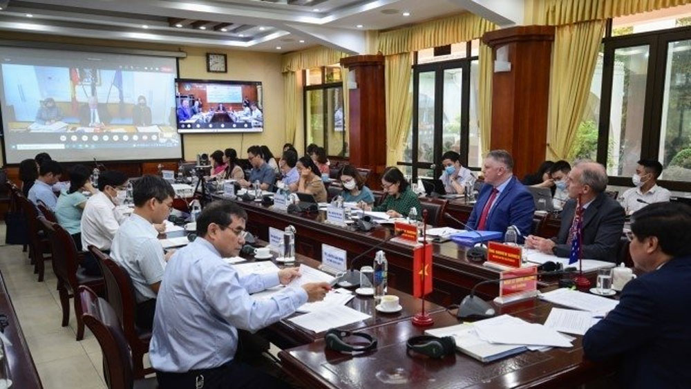 Vietnam and Australia, promote agricultural trade, best results, agricultural industries, Vietnamese products