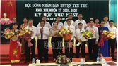 Yên Thế: Bí thư Huyện ủy Bùi Thế Chung được bầu làm Chủ tịch HĐND huyện