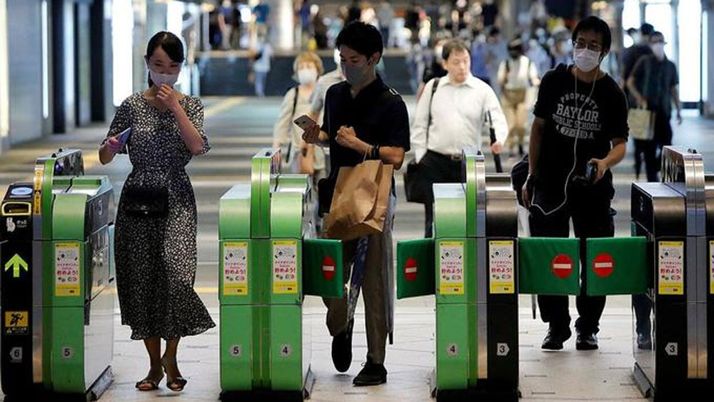 Japan, eases quarantine restrictions, travelers from Vietnam, Covid-19 pandemic, improving situation