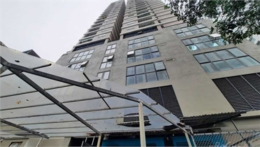 Hà Nội: Cháu bé 5 tuổi rơi từ tầng 11 chung cư xuống đất tử vong