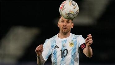 Argentina - Ecuador: Chờ Messi xô đổ kỷ lục của Pele