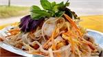 Smelt-whiting fish salad